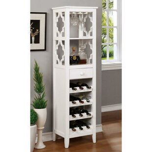 Trystan 12 Bottle Floor Wine Rack by Bung..