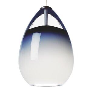 Alina 1-Light Cone Pendant by Tech Lighting