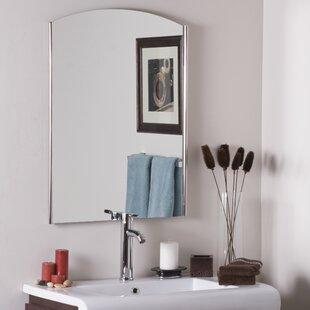 Affordable Frameless Ella Wall Mirror ByDecor Wonderland