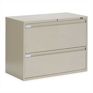 9300 Series 2-Drawer File by Global Total Office