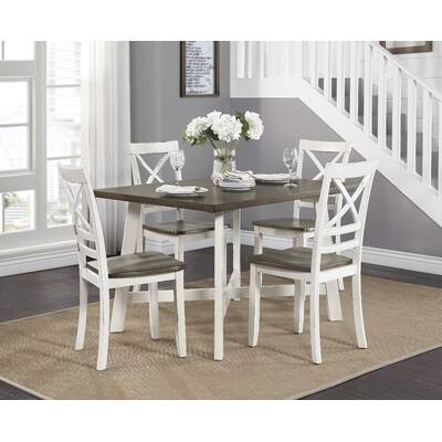 Three Posts Beeston 5 Piece Dining Set Reviews Wayfair