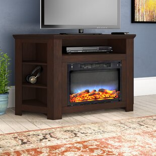 Reviews Cesar TV Stand for TVs up to 55 with Fireplace by Red Barrel Studio Reviews (2019) & Buyer's Guide