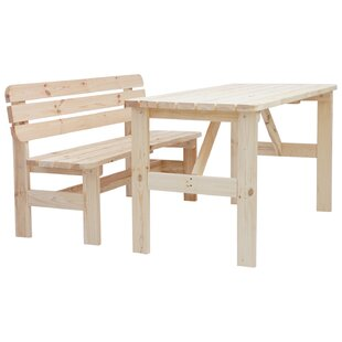 Watauga 3 Seater Dining Set By Sol 72 Outdoor