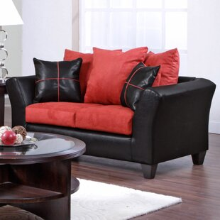 Shop Cynthia Loveseat by Chelsea Home