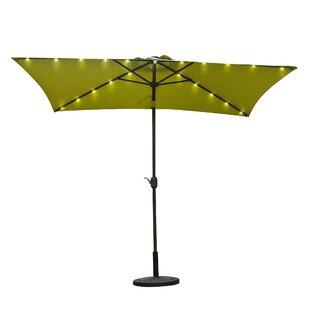 Hartlepool 9 x 6 Market Umbrella by Freeport Park