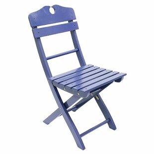English Garden Folding Patio Dining Chair