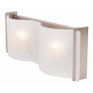 Orren Ellis Sagunto 2-Light Bath Bar