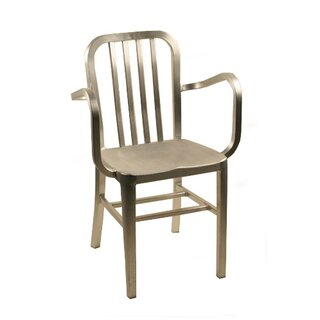 Aluminum Arm Chair by Alston SKU:AA501652 Guide
