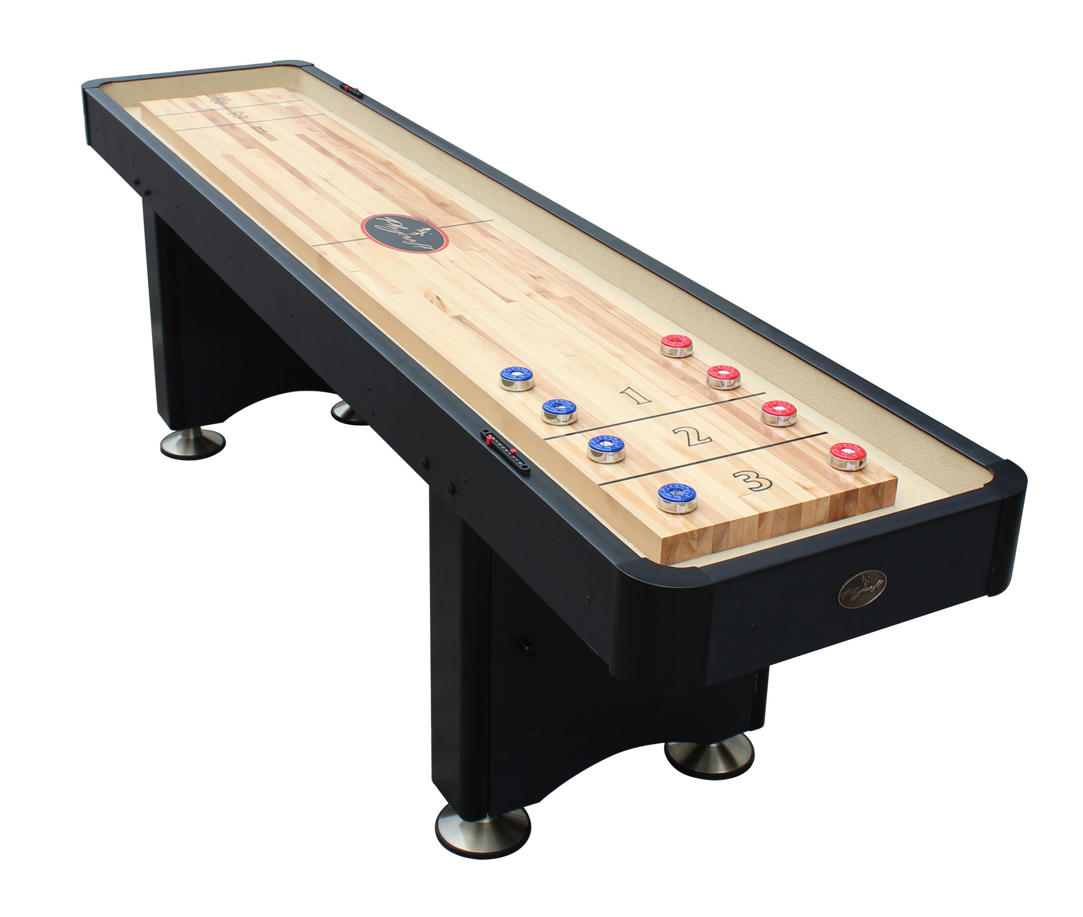 Fantastic Woodbridge Playcraft Shuffleboard Table Home Interior And Landscaping Mentranervesignezvosmurscom