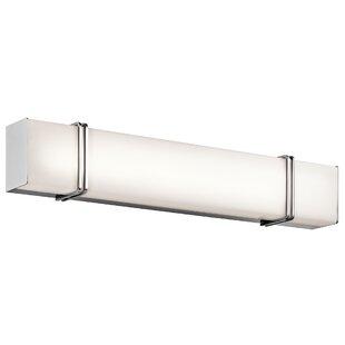 Brayden Studio Bluford 1-Light Bath Bar