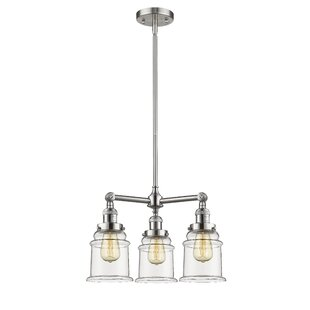 Inexpensive Greeley 3-Light Shaded Chandelier By Laurel Foundry Modern Farmhouse