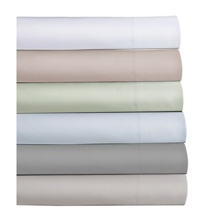 Shop Alderete American Supima Long Staple 1000 Thread Count Solid Color 100% Cotton Sheet Set By Canora Grey