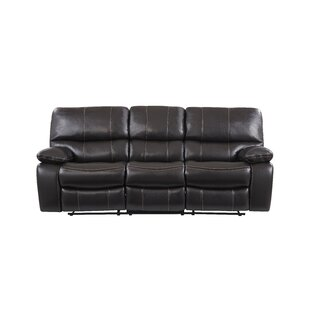 Shop Naman Reclining Sofa by Red Barrel Studio