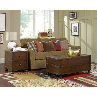 Bargain Gareloi 2 Piece Coffee Table Set By Loon Peak