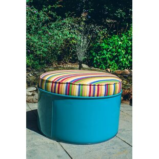 Pham Ottoman with Cushion by