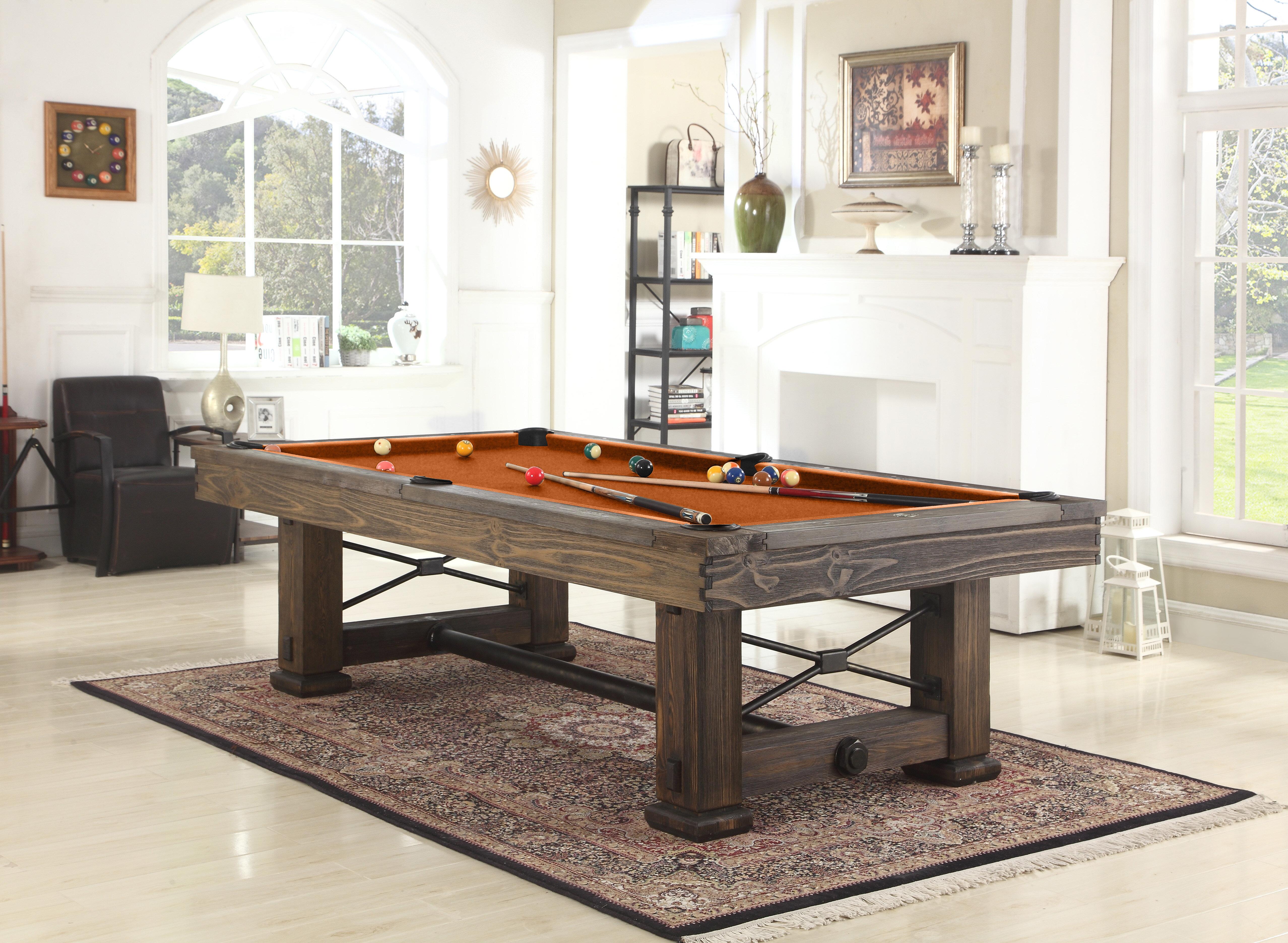 Playcraft Rio Grande Slate Pool Table & Reviews | Wayfair