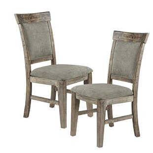 Casimir Upholstered Dining Chair (Set of ..