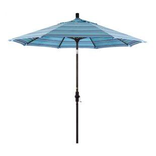 Golden State Series 9' Market Sunbrella Umbrella by California Umbrella
