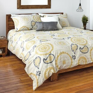 Ariandne 3 Piece Duvet Cover Set