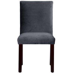 Brayden Studio Styron Eclipse Parsons Chair