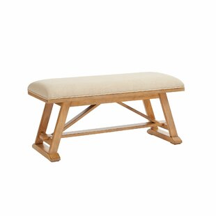 Stone & Leigh™ by Stanley Furniture Chelsea Square Upholstered Bench