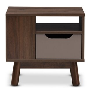 Petillo 1 Drawer Nightstand