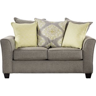 Frankie Loveseat by Darby Home Co