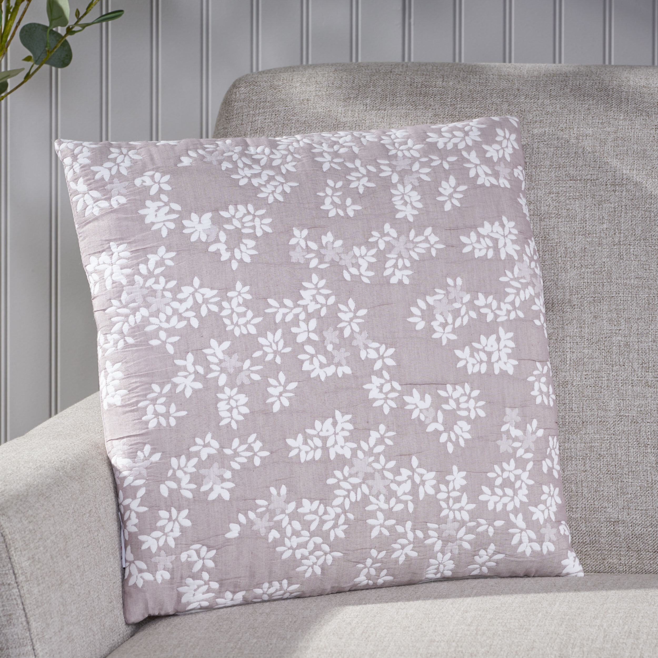One Allium Way Floral 18 Throw Pillow Cover Wayfair