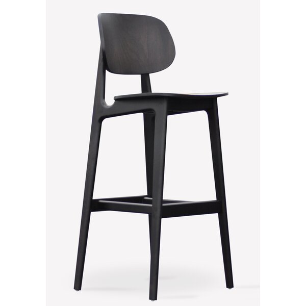 Chesterle 30 Bar Stool by Allmodern