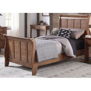 Truet Sleigh Bed