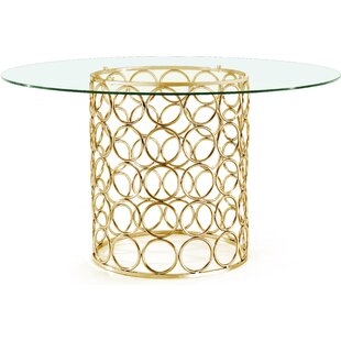 Hop Dining Table Everly Quinn