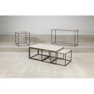 Brayden Studio Masuda Coffee Table Set