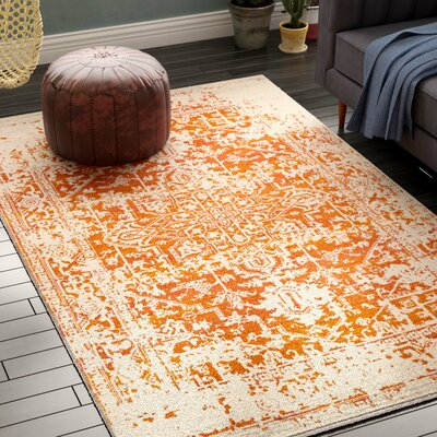 2 X 3 Orange Area Rugs You Ll Love In 2019 Wayfair