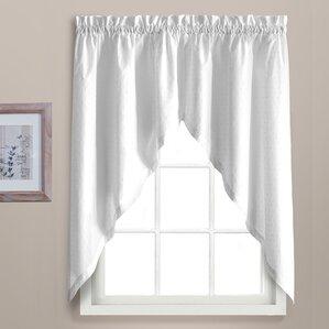 Wonderful Dorothy Swag Kitchen Curtain