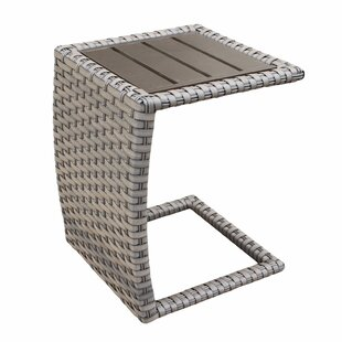 Find Monterey Wicker Side Table Affordable