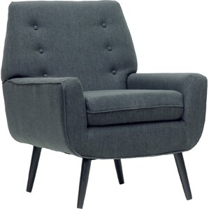 Baxton Studio Levison Modern Armchair by Wholesale Interiors