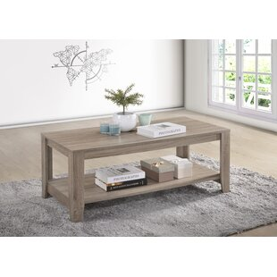 Hille Coffee Table by Highland Dunes