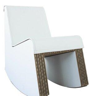 Orren Ellis Hessler Swing Rocking Chair
