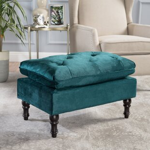 House of Hampton Karlyn Ottoman