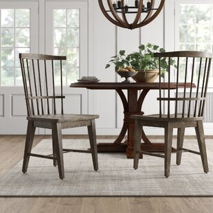 Calila Solid Wood Dining Chair Birch Lane™ Heritage