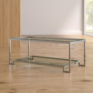 Compare & Buy Blair Coffee Table By Wade Logan