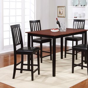 Andtree Counter Height Dining Table by Charlton Home