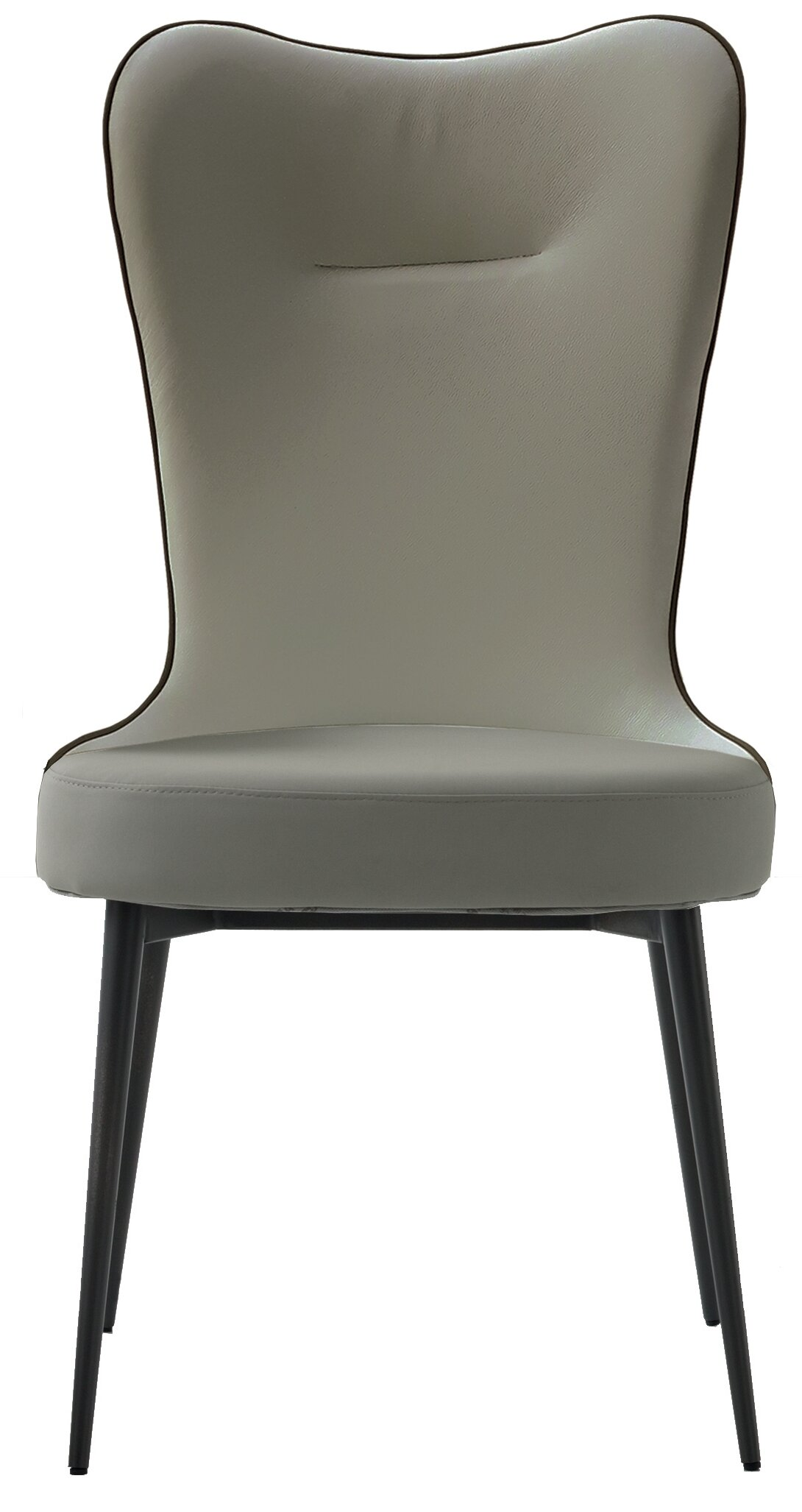 purchase cheap 58d28 0c596 Marr Genuine Leather Upholstered Dining Chair