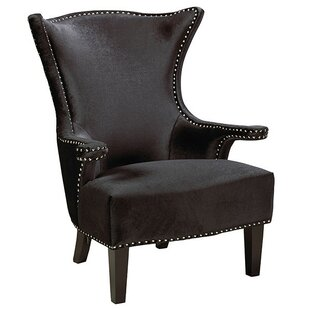 Clarkston Wingback Chair by Willa Arlo Interiors