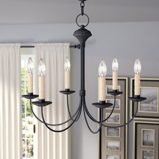 Darby Home Co Eberhart 6-Light Chandelier