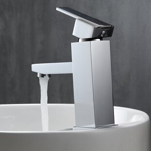 Kube Bath Aqua Piazza Single Lever Bathroom Faucet