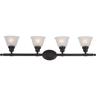 Red Barrel Studio Elston 4-Light Vanity Light