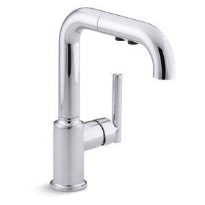 Kohler Purist? Single-Hole Kitchen Sink F..