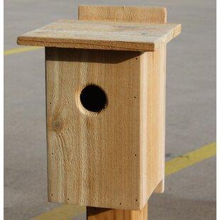 Cedar Creek Woodshop 14 in x 8 in x 6 in Birdhouse