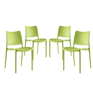 Modway Hipster Side Chair (Set of 4)
